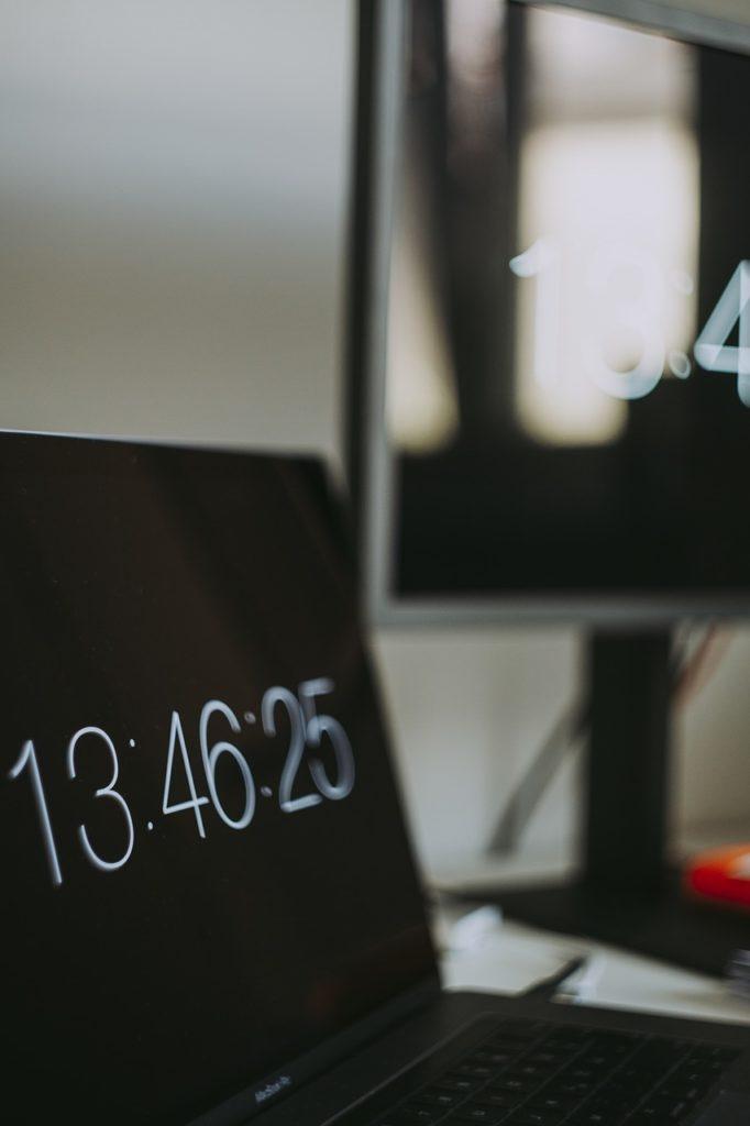 computer, display, digital